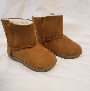 Faux Fur Lined Boots